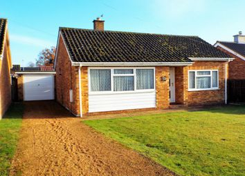 Thumbnail 2 bed detached bungalow for sale in Greenhoe Place, Swaffham