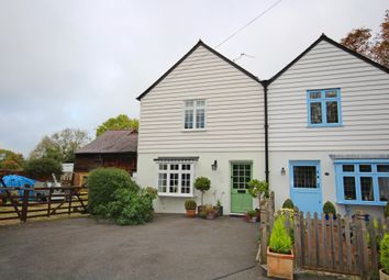 Thumbnail 3 bed semi-detached house to rent in Mint Road, Banstead