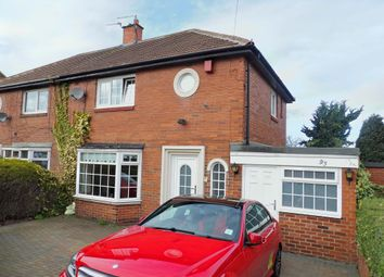 Thumbnail 2 bed semi-detached house for sale in Don View, West Boldon, East Boldon