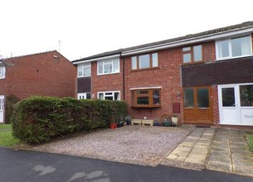 Thumbnail 3 bed terraced house for sale in Trevelyan Crescent, Stratford-Upon-Avon