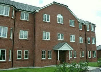 Thumbnail 2 bed flat to rent in Hornby Drive, Congleton