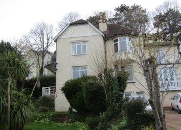 Thumbnail 2 bedroom flat for sale in Cockington Lane, Torquay