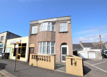 Thumbnail 3 bed semi-detached house for sale in Weston Park Road, Peverell, Plymouth, Devon