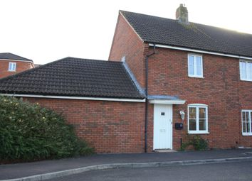 Thumbnail 2 bed end terrace house for sale in Honeymead Lane, Sturminster Newton