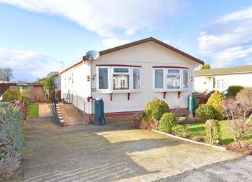 2 bed mobile/park home for sale in Bilton Park, Village Farm, Bilton Lane, Harrogate HG1