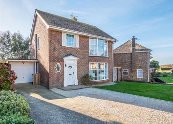 Thumbnail 4 bed detached house for sale in Cuckmere Road, Seaford