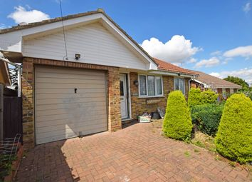 Thumbnail 2 bed detached bungalow for sale in Buttermere Close, Gillingham