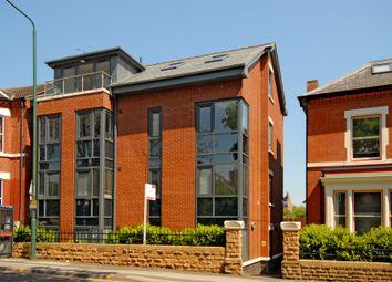 Thumbnail 2 bed flat to rent in Hucknall Road, Nottingham