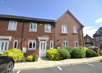 Thumbnail 2 bed terraced house for sale in Lechlade Road, Stenson Fields, Derby