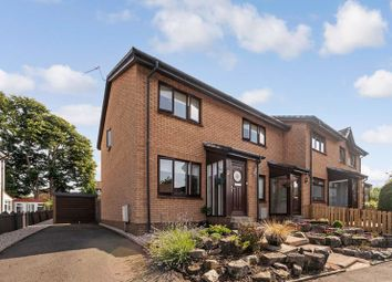 Thumbnail 2 bed terraced house for sale in Carleton Drive, Giffnock