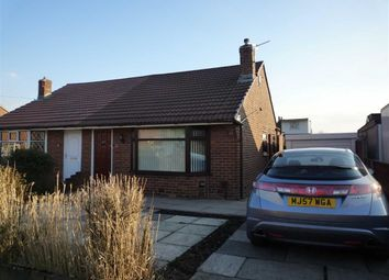 Thumbnail 2 bed semi-detached bungalow to rent in Withins Drive, Breightmet, Bolton