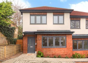 Thumbnail 4 bed semi-detached house for sale in Hurst Rise Road, Off Cumnor Hill, Oxford