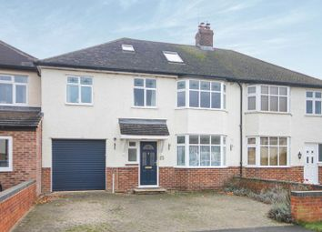 Thumbnail 6 bed semi-detached house for sale in The Garth, Yarnton, Kidlington