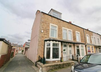 Thumbnail 4 bed end terrace house for sale in Byron Road, Heysham, Morecambe