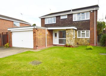 Thumbnail 4 bedroom detached house for sale in Maplin Way North, Thorpe Bay, Southend On Sea, Essex