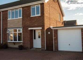 Thumbnail 3 bed semi-detached house for sale in Glenfield Road, Grimsby, Lincolnshire