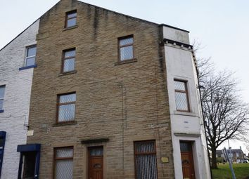 Thumbnail 1 bed flat to rent in Mount Pellon, Pellon, Halifax