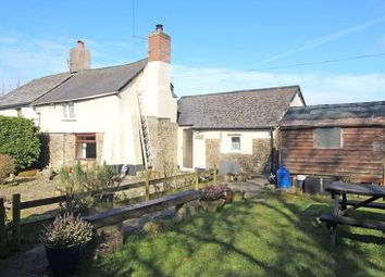 Thumbnail 1 bed semi-detached house for sale in South Wonford, Thornbury, Holsworthy