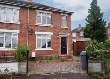 Thumbnail 2 bedroom semi-detached house for sale in Rownall Place, Meir, Stoke-On-Trent, Staffordshire