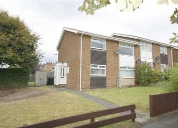 Thumbnail 2 bed flat to rent in Chatton Close, Chester Le Street, County Durham