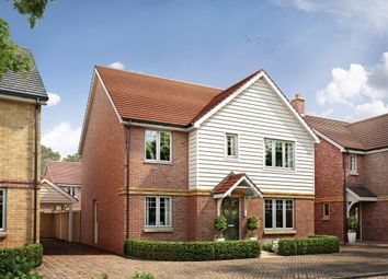 "Thumbnail 5 bed detached house for sale in ""The Corfe"" at Grigg Lane, Headcorn, Ashford"
