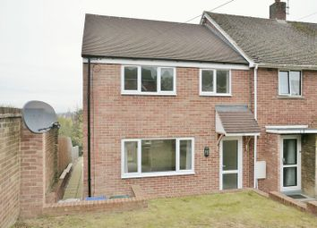 Thumbnail 3 bed terraced house for sale in Western Crescent, Banbury