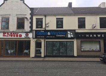 Thumbnail Retail premises to let in Ground Floor, 9 Glebe Street, Stoke-On-Trent