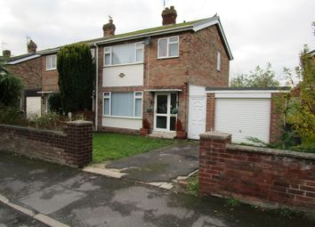 Thumbnail 3 bed semi-detached house for sale in Ashburnham Road, Thorne, Doncaster