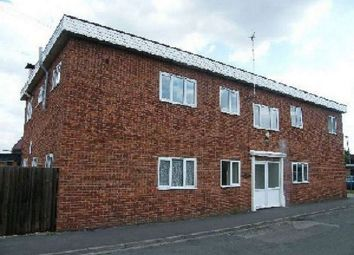 Thumbnail 1 bed flat to rent in Manor Way, Deeping St. James, Peterborough