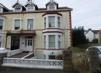 Thumbnail 1 bed flat to rent in York Road, Llandudno