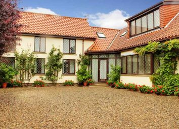 Thumbnail 4 bed detached house for sale in St. Michaels Walk, Bempton, Bridlington