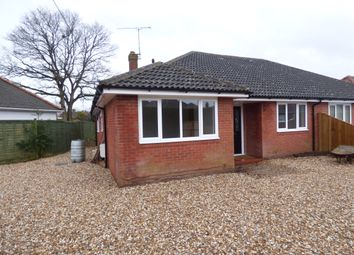 Thumbnail 4 bed bungalow for sale in Hammonds Lane, Totton