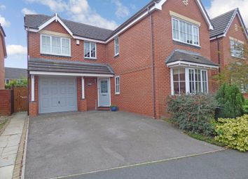 Thumbnail 4 bed detached house for sale in 28, Woburn Drive, Mossley, Congleton, Cheshire