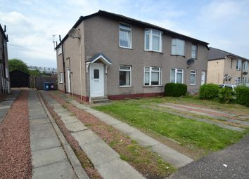 Thumbnail 3 bed flat for sale in Ardmay Crescent, Glasgow