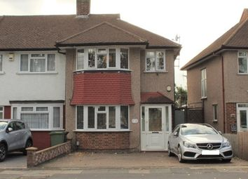 Thumbnail 3 bed end terrace house for sale in Verdant Lane, London
