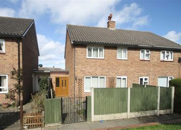 Thumbnail 3 bed semi-detached house for sale in Chatford Drive, Meole Estate, Shrewsbury