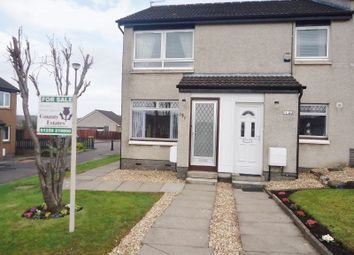 Thumbnail 2 bed flat for sale in Nevis Crescent, Alloa