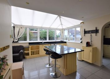 Thumbnail 4 bed detached house for sale in Orchard Close, Epsom