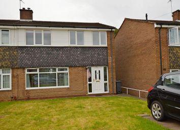 Thumbnail 4 bed semi-detached house for sale in Topcroft Road, Erdington, Birmingham