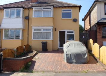 Thumbnail 3 bed terraced house to rent in Ansell Road, Erdington, Birmingham