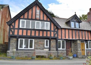 Thumbnail 3 bed cottage for sale in Bryn Awel, Bont Dolgadfan, Powys