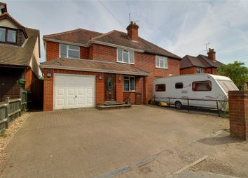 Thumbnail 3 bed semi-detached house for sale in Hyde End Road, Shinfield, Reading, Berkshire