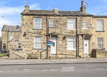 Thumbnail 1 bed end terrace house for sale in New Line, Bradford, Greengates