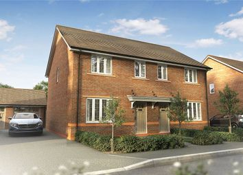 Thumbnail 3 bed semi-detached house for sale in Brampton Lane, Northampton, Northamptonshire