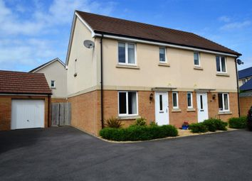 Thumbnail 3 bed property to rent in Kittiwake Drive, Portishead, Bristol