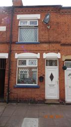 Thumbnail 2 bed terraced house for sale in Hawthorne Street, Leicester