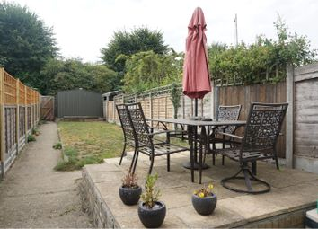 Thumbnail 2 bed terraced house for sale in Epps Road, Sittingbourne