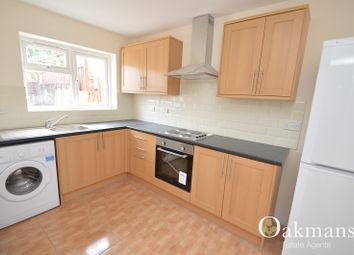 Thumbnail 2 bed flat to rent in Warwick Road, Acocks Green, Birmingham, West Midlands.
