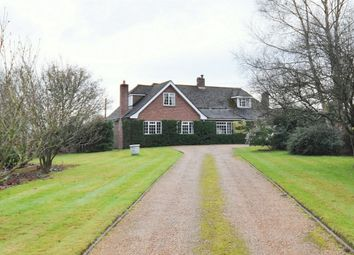 Thumbnail 4 bed detached house for sale in Carbery Cottage, Tonbridge Road, Bough Beech, Kent