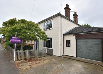 Thumbnail 3 bed detached house for sale in Essex Road, Burnham-On-Crouch